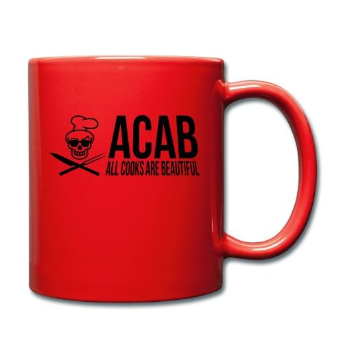 acablang - Tasse einfarbig