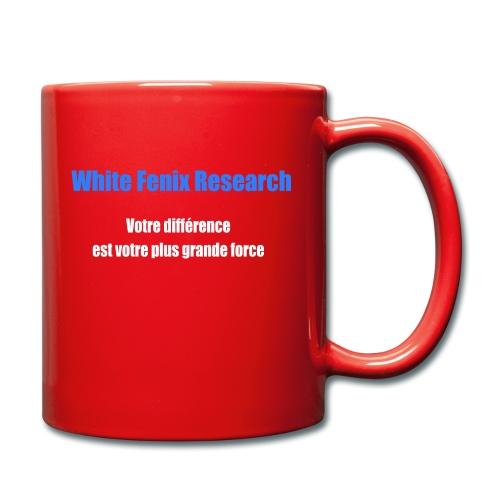WFR Votre différence est votre plus grande force - Mug uni