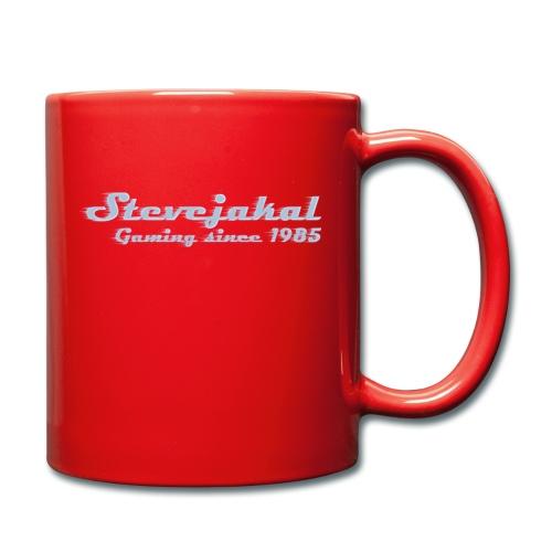 Stevejakal Merchandise - Tasse einfarbig