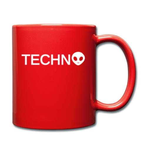 TECHNO3 - Enfärgad mugg