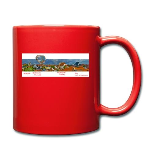 TasseAltstadt - Tasse einfarbig