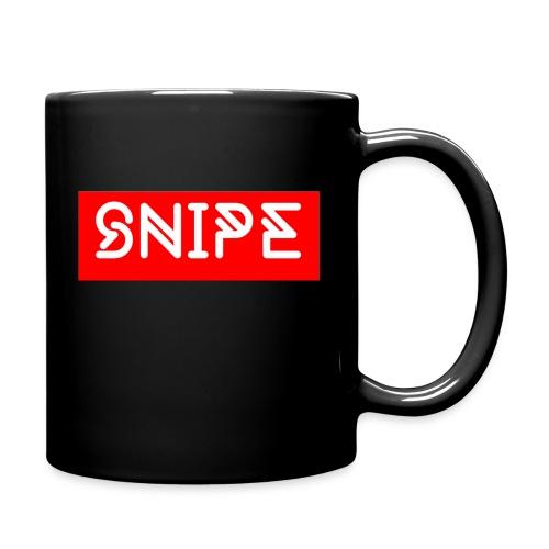 SNIPE Box Logo - Tasse einfarbig