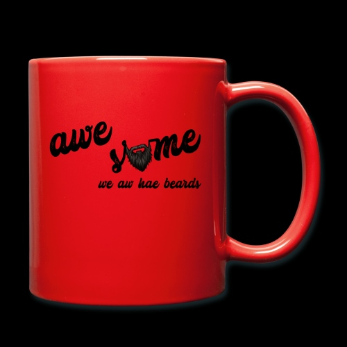 Awesome - Full Colour Mug