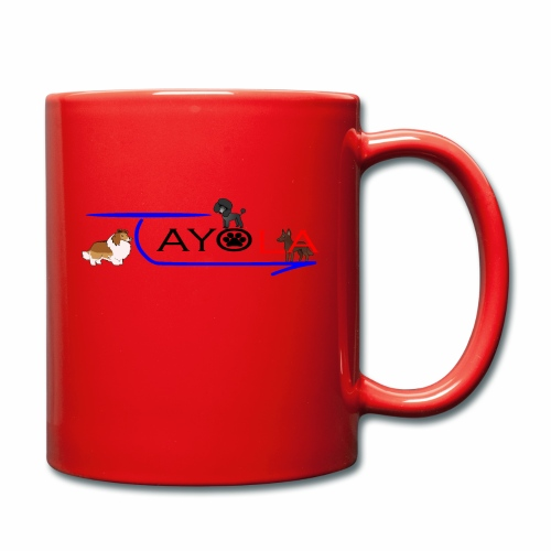 Tayola Black - Mug uni