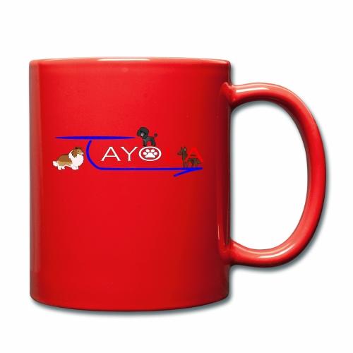Tayola White - Mug uni