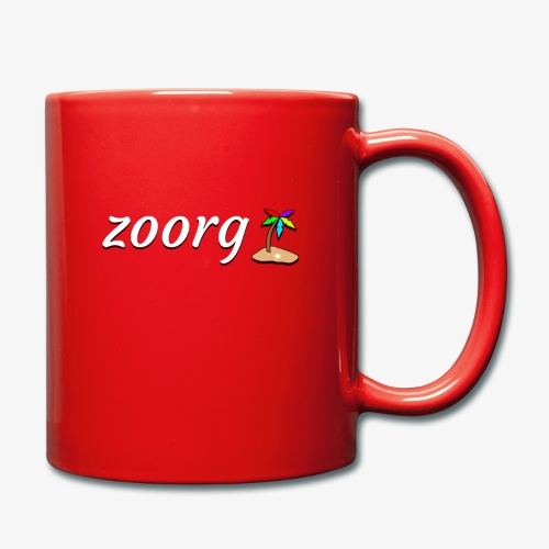 Zoorg with Logo - Full Colour Mug