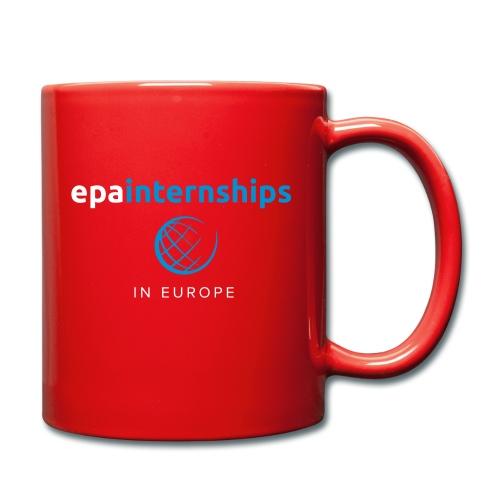 EPA Logo White - Full Colour Mug