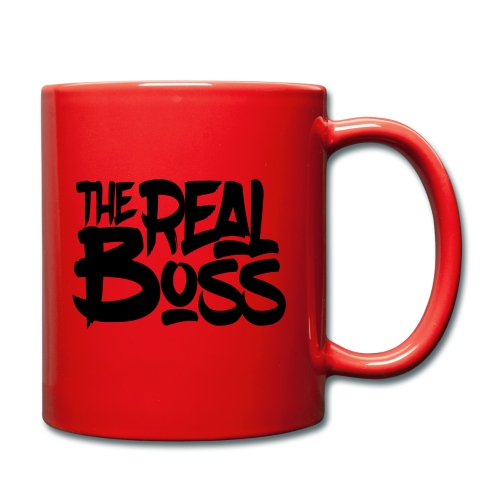 The real boss / Le vrai patron - Mug uni