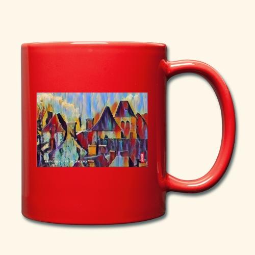 Saint vincent abstract - Mug uni