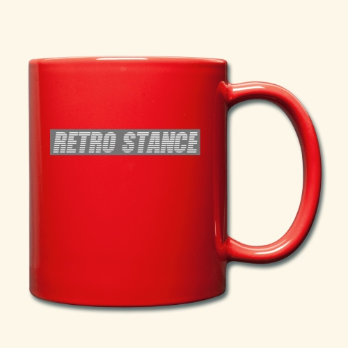 Retro Stance - Full Colour Mug