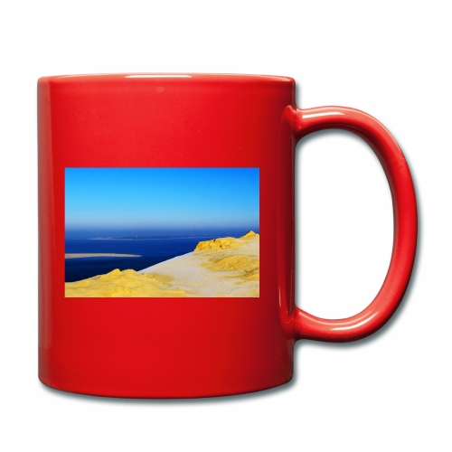 Dune du Pilat - Cap Ferret - Full Colour Mug