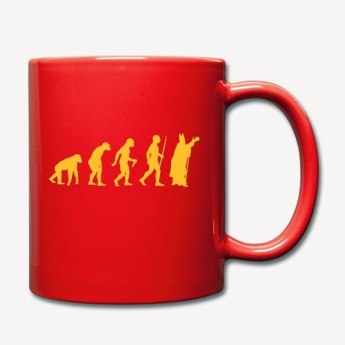 PAPAL EVOLUTION - Full Colour Mug