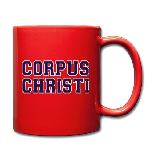 CORPUS CHRISTI - Full Colour Mug