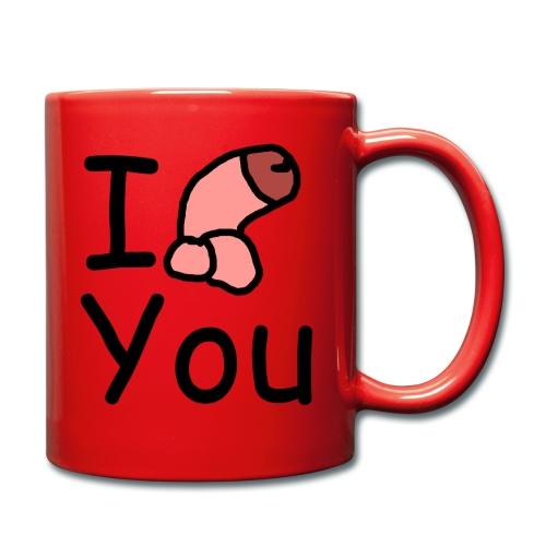 I dong you pillow - Full Colour Mug