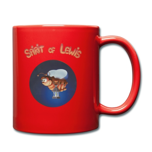 Spirit of Lewis - Mug uni