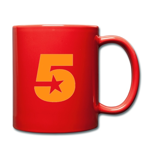 No5 - Full Colour Mug