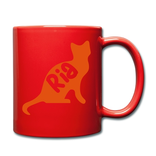 Team Ria Cat - Full Colour Mug