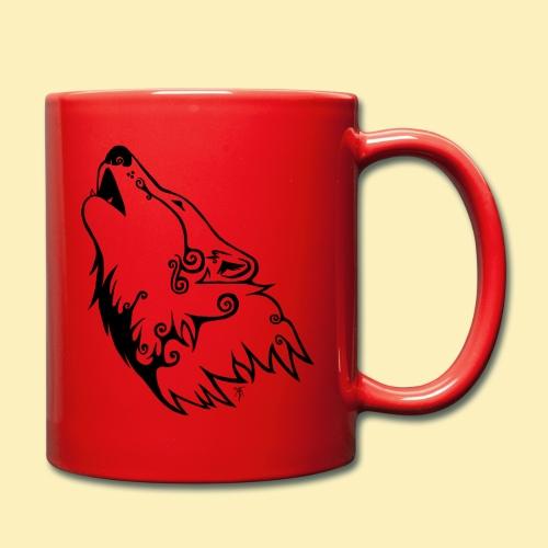 Le Loup de Neved (version traits) - Mug uni