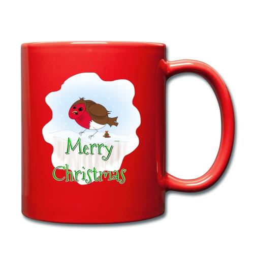 Glaekit Robin - Full Colour Mug