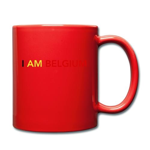 I AM BELGIUM - Mug uni