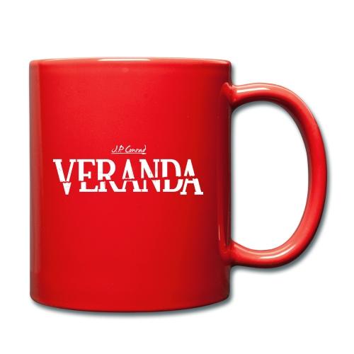 J.P. Conrad's Veranda - Tasse einfarbig