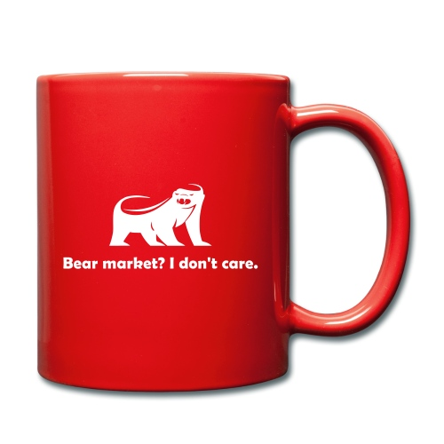 CryptoFR I don't care - Mug uni
