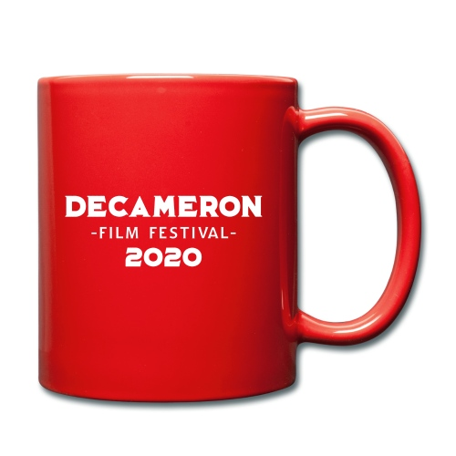 DECAMERON Film Festival 2020 - Full Colour Mug