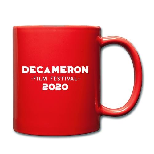 DECAMERON Film Festival 2020 - Full Colour Mug