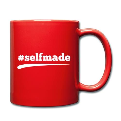 #SELFMADE - Tasse einfarbig