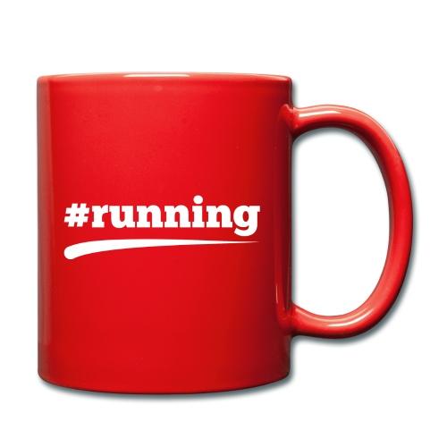 #RUNNING - Tasse einfarbig