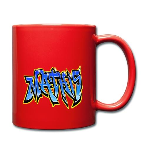 Graffiti Mathis - Mug uni