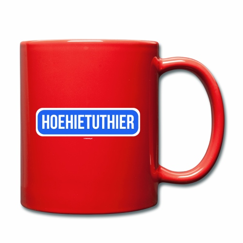 Hoehietuthier - Mok uni