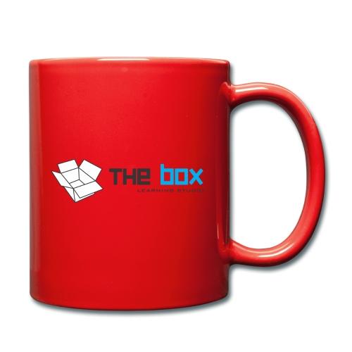 The Box Learning Studio Logo - Full Colour Mug