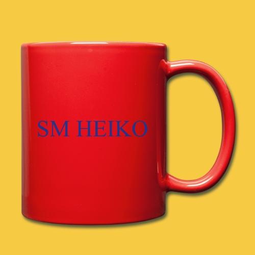 SM Heiko blau - Tasse einfarbig