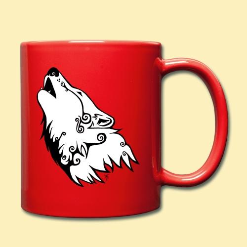Le Loup de Neved (version blanche) - Mug uni
