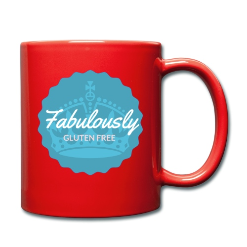 Fabulously Gluten Free Collection - Full Colour Mug