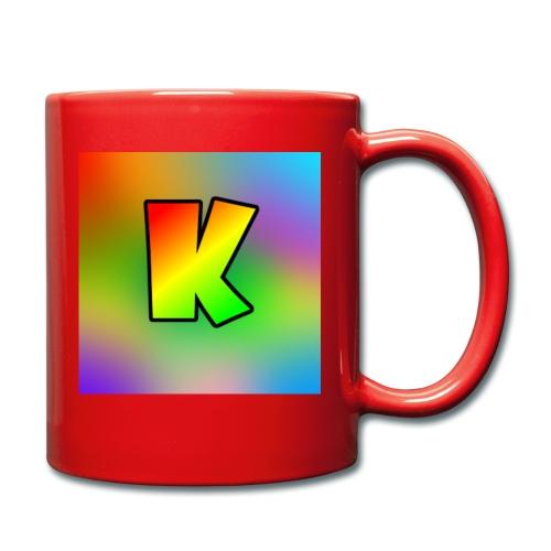 Kreativecke - Logo - Tasse einfarbig