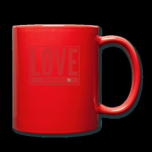 Love Las Canteras - Taza de un color