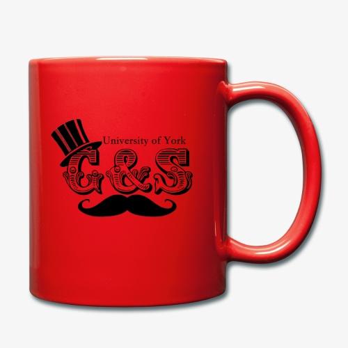 Gilbert and Sullivan Logo - Full Colour Mug
