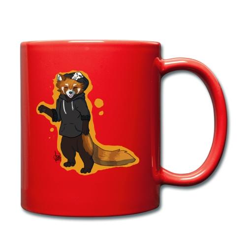 Red Panda Disign - Tasse einfarbig