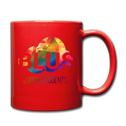 BLUS: Original Logo - Ensfarvet krus