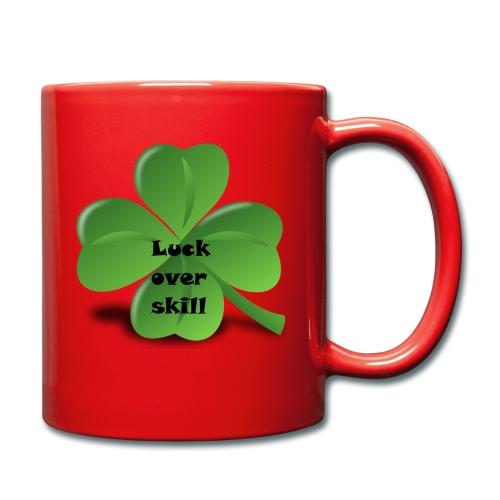 Luck over skill - Ensfarget kopp