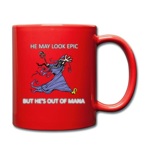Epic Mana Shortage - Full Colour Mug