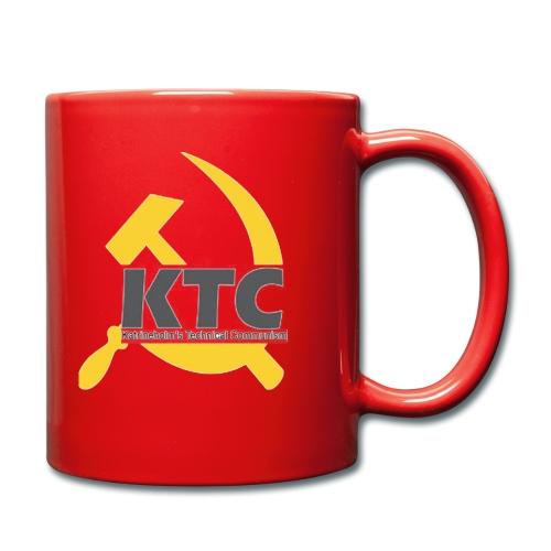 kto communism shirt - Enfärgad mugg