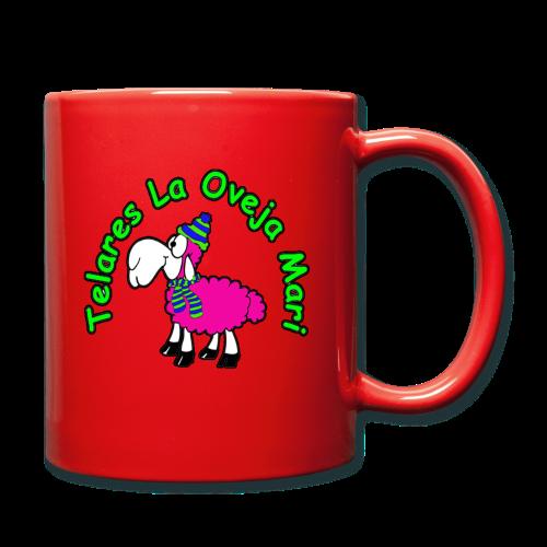 TELARES LA OVEJA MARI - Full Colour Mug