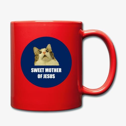 SWEETMOTHEROFJESUS - Full Colour Mug