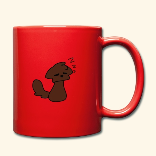 Coffee animal - Yksivärinen muki