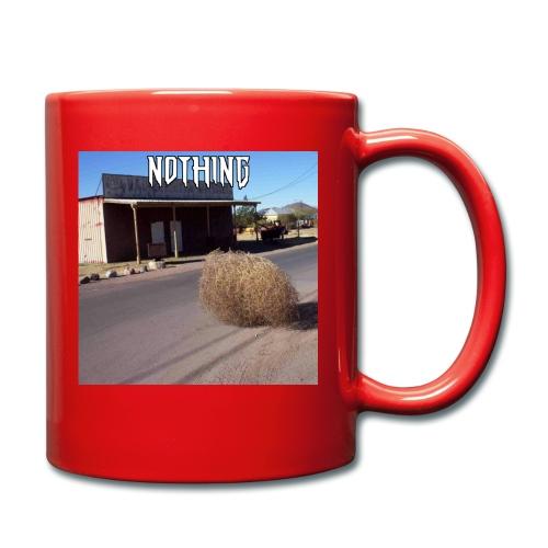 NOTHING - Mug uni