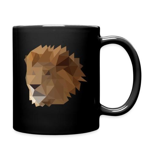 Löwe - Tasse einfarbig