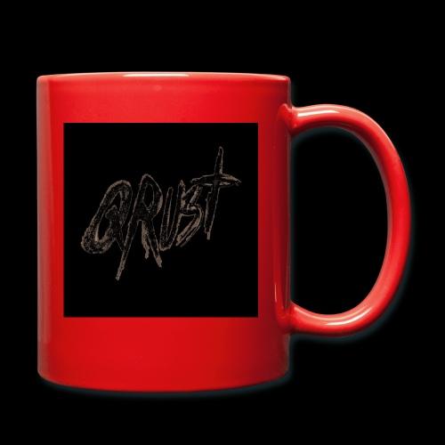 -Logo Qrust- - Mug uni